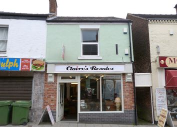 Thumbnail 2 bed flat to rent in High Street, Biddulph