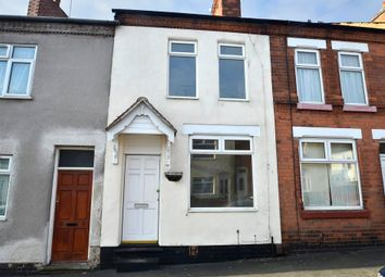 Thumbnail 3 bed terraced house to rent in Queens Road, Hinckley