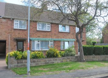 Thumbnail 3 bed terraced house for sale in Gloucester Crescent, Rushden