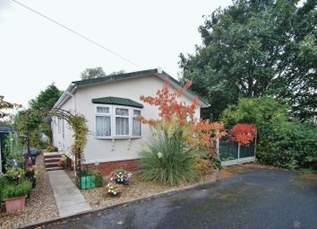 Thumbnail 2 bed mobile/park home for sale in Lamaleach Park, Freckleton