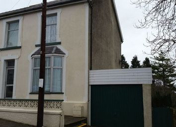 Thumbnail 3 bedroom terraced house to rent in Hill Street, Stop And Call, Goodwick
