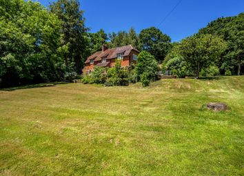 Thumbnail 4 bed detached house to rent in Kiln Ride, Upper Basildon, Reading