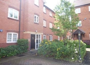 Thumbnail 2 bed flat to rent in Martinique Square, Bowling Green Street, Warwick