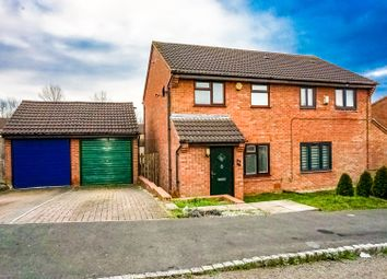 Thumbnail 3 bed semi-detached house for sale in Lundholme, Milton Keynes