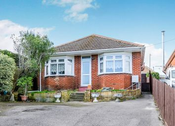 Thumbnail 2 bedroom detached bungalow for sale in Botany Bay Road, Southampton