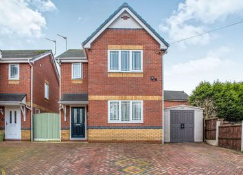 Thumbnail 3 bed detached house for sale in Ormskirk Road, Skelmersdale