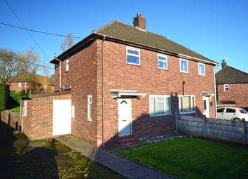 Thumbnail 2 bed semi-detached house for sale in Romney Avenue, Chesterton, Newcastle Under Lyme