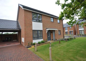 Thumbnail 3 bed detached house to rent in The Close, Ashford