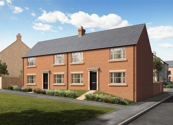 Thumbnail 3 bed semi-detached house for sale in Knaresborough Road, Bishop Monkton, North Yorkshire