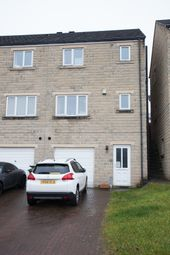 Thumbnail 3 bed semi-detached house for sale in The Riverside, Linthwaite, Huddersfield