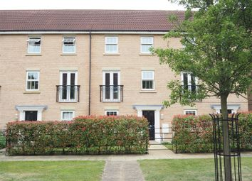 Thumbnail 3 bed town house for sale in Rubys Walk, Fernwood, Newark