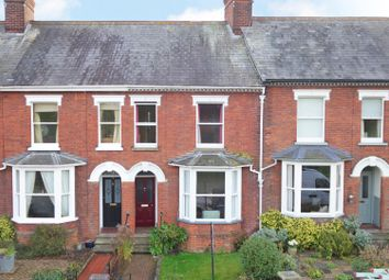 Thumbnail 3 bed terraced house for sale in Out Risbygate, Bury St. Edmunds