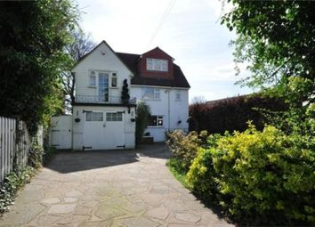 Thumbnail 5 bedroom detached house to rent in White Post Hill, Farningham, Dartford