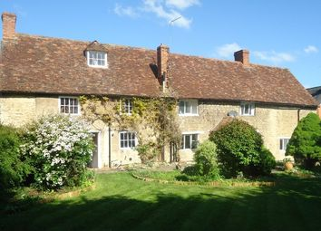 Thumbnail 4 bed detached house for sale in The Old Stone House, 22 High Street, Sharnbrook, Bedfordshire