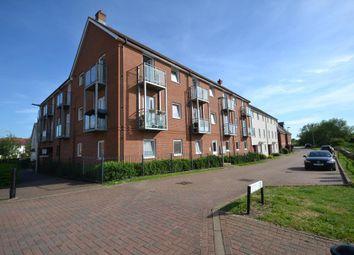 Thumbnail 2 bed flat for sale in Tobago Drive, Newton Leys, Milton Keynes, Buckinghamshire