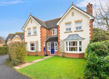 Thumbnail 4 bed detached house for sale in Mitchell Road, Kings Hill, West Malling, Kent