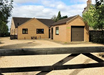 Thumbnail 3 bed detached bungalow for sale in Ely Road, Hilgay, Downham Market