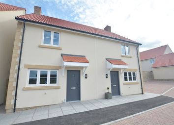 Thumbnail 2 bed semi-detached house for sale in Pickford Fields, Chilcompton