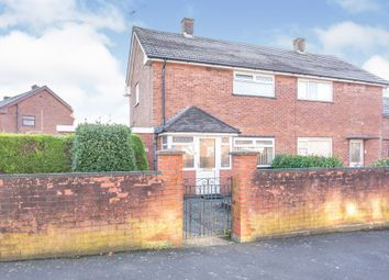 Thumbnail 2 bed semi-detached house for sale in Weston Road, Llanrumney, Cardiff