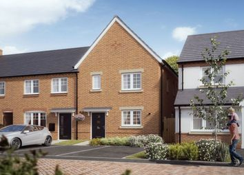 Thumbnail 3 bedroom semi-detached house for sale in Midland Road, Swadlincote