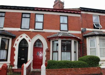 Thumbnail 4 bed terraced house for sale in Regent Road, Blackpool