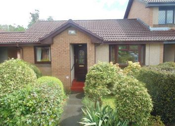 Thumbnail 2 bed terraced bungalow to rent in Crosslee Park, Crosslee, Johnstone