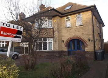 Thumbnail 4 bed detached house to rent in Alford Road, West Bridgford, Nottingham