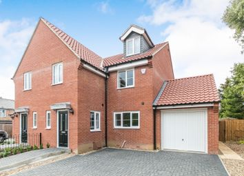 Thumbnail 4 bed semi-detached house to rent in Malkin Close, Ipswich