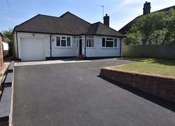 3 bed bungalow for sale in Chudleigh Road, Alphington, Exeter EX2