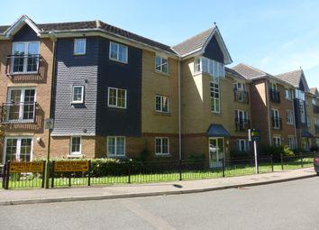 Thumbnail 2 bedroom flat for sale in Priestley Road, Stevenage