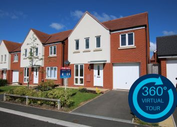 Thumbnail 4 bedroom property for sale in Roman Way, Cranbrook, Exeter