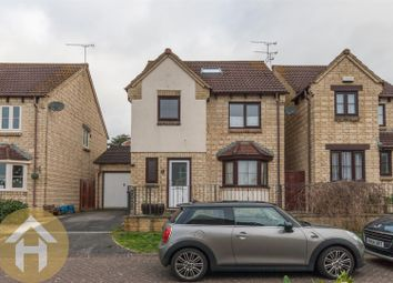 Thumbnail 4 bedroom detached house for sale in Skewbridge Close, Royal Wootton Bassett, Swindon