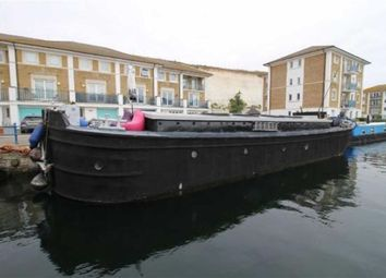Thumbnail 1 bed houseboat for sale in Brighton Marina Village, Brighton