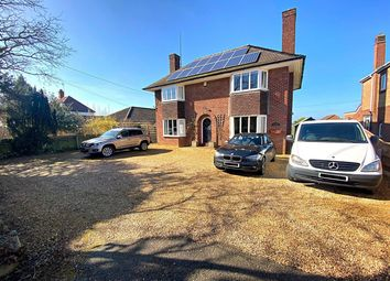 Thumbnail 3 bed detached house for sale in Broomhill, Downham Market