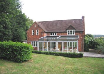 Thumbnail 4 bed detached house to rent in Small Dean Lane, Wendover, Aylesbury