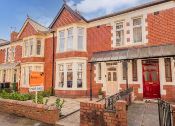 Thumbnail 4 bed terraced house for sale in Southminster Road, Penylan, Cardiff