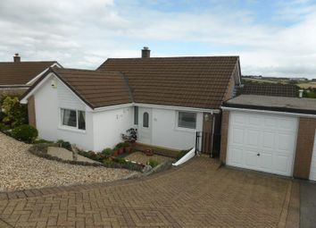 Thumbnail 3 bed detached bungalow for sale in Bosvenna View, Bodmin