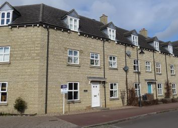 Thumbnail 4 bed town house for sale in Zander Road, Calne
