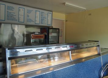 Thumbnail Restaurant/cafe for sale in Fish & Chips S44, Calow, Derbyshire
