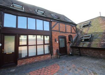 Thumbnail 2 bed flat for sale in The Hayloft, Church Lane, Corley