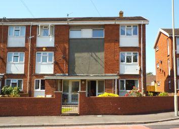 Thumbnail 2 bedroom flat for sale in Heol Yr Ysgol, Ynysawdre, Bridgend