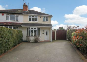 3 bed semi-detached house for sale in Tanworth Lane, Shirley, Solihull B90