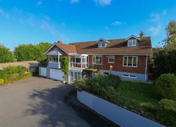 Thumbnail 4 bed detached house for sale in Chercombe Bridge Road, Newton Abbot