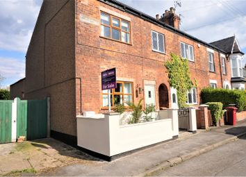 Thumbnail 2 bed end terrace house for sale in Coronation Road, Ulceby
