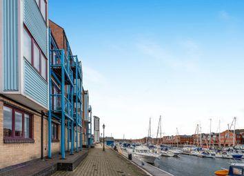 Thumbnail 1 bed flat for sale in Ferrara Quay, Maritime Quarter, Swansea