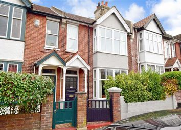 Thumbnail 3 bed terraced house for sale in Hollingbury Crescent, Brighton, East Sussex