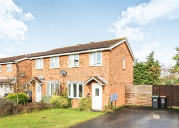 Thumbnail 2 bed semi-detached house to rent in Ripon Close, Kempston, Bedford