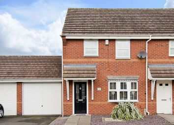 Thumbnail 3 bedroom semi-detached house for sale in Swan Drive, Brownhills, Walsall