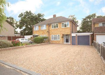 Oak Avenue, Sandhurst, Berkshire GU47. 3 bed semi-detached house