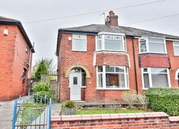Thumbnail 3 bed semi-detached house for sale in Kings Road, Kingsway, Rochdale